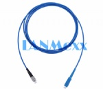 Indoor Armored Fiber Optic Patch Cord