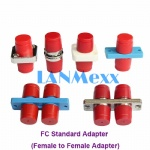 FC fiber optic adaptors