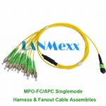 MPO Harness & Fan out Cable Assemblies