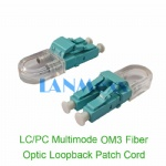 LC/PC Fiber Optic Loopback Patch Cord
